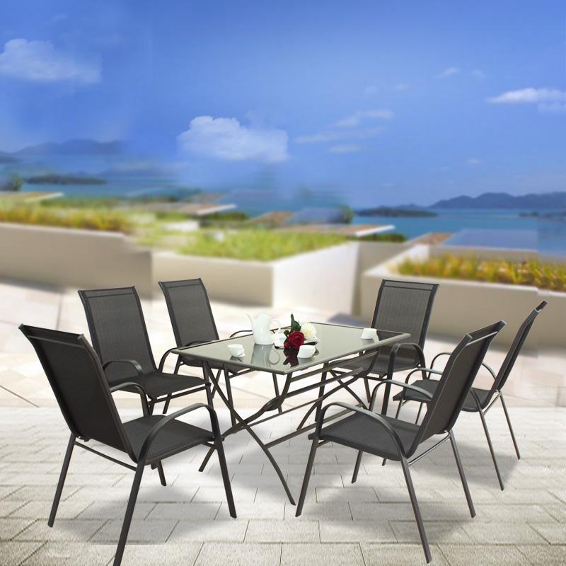 丰舍户外休闲桌椅特斯林桌椅