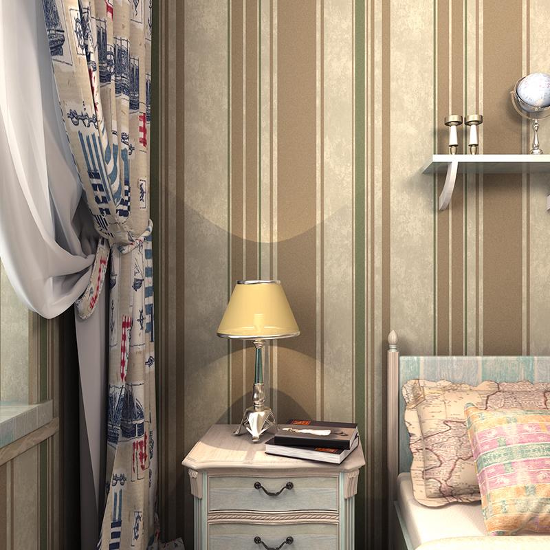 歌诗雅墙纸儿童房温馨美式壁纸G017