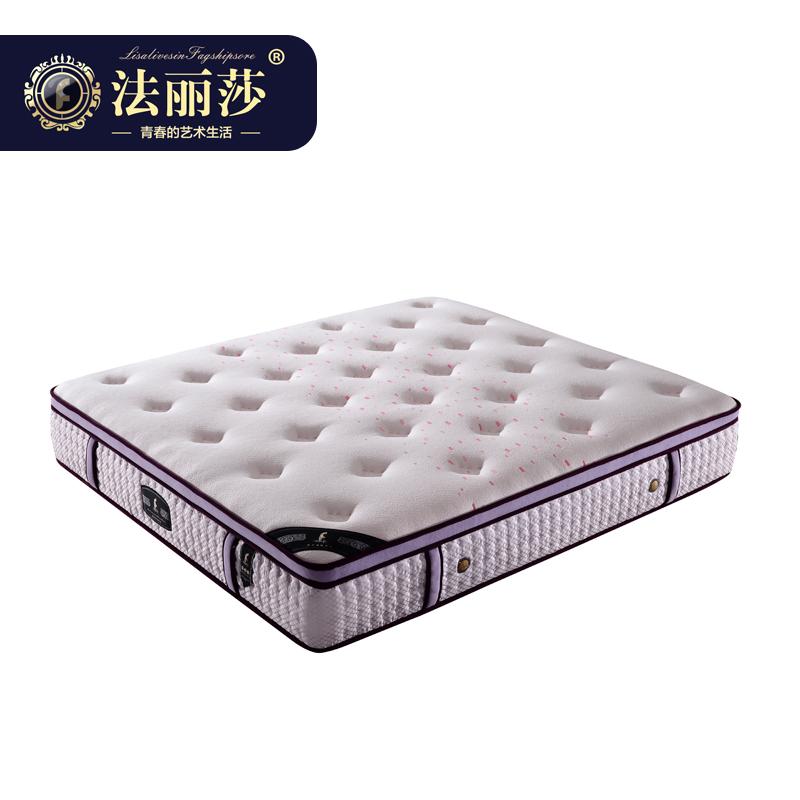 法丽莎家具k1席梦思超软海绵床垫SV1306