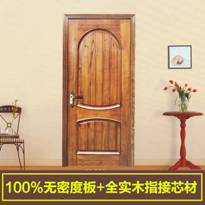 千基美式烤漆木门 M-008