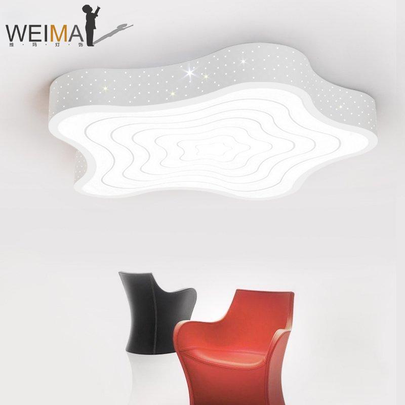 维玛创意儿童房led吸顶灯P708