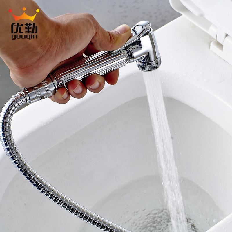 优勤卫浴妇洗器喷头95045