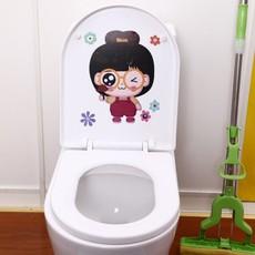 Наклейки для туалета The Anglo hk0085