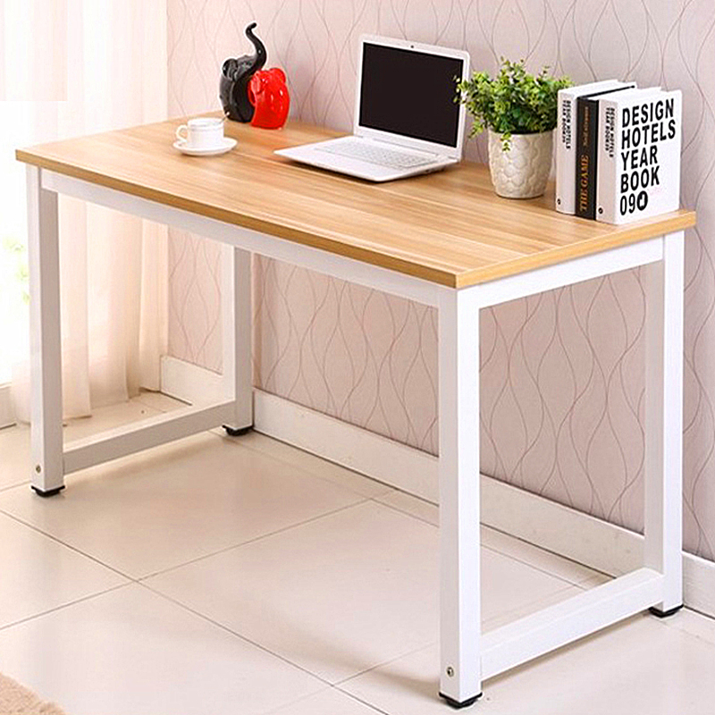 雨蒙钢木电脑桌台式简易书桌YM-DNZ-20161012