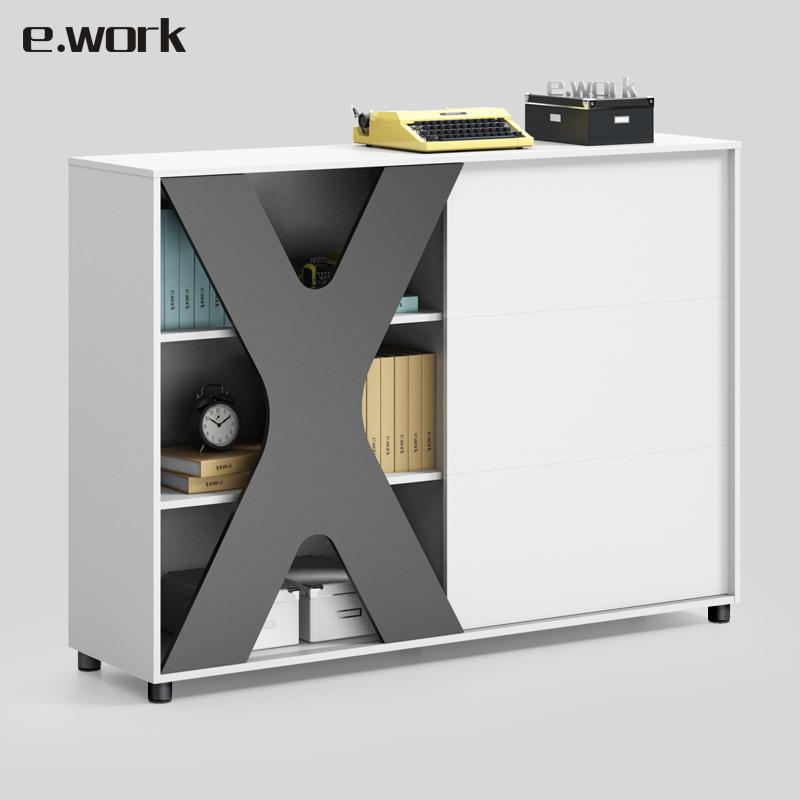 ework文件柜简约现代隔断柜E928