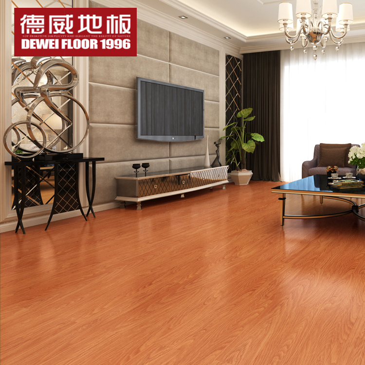 德威强化复合地板超实木AAA