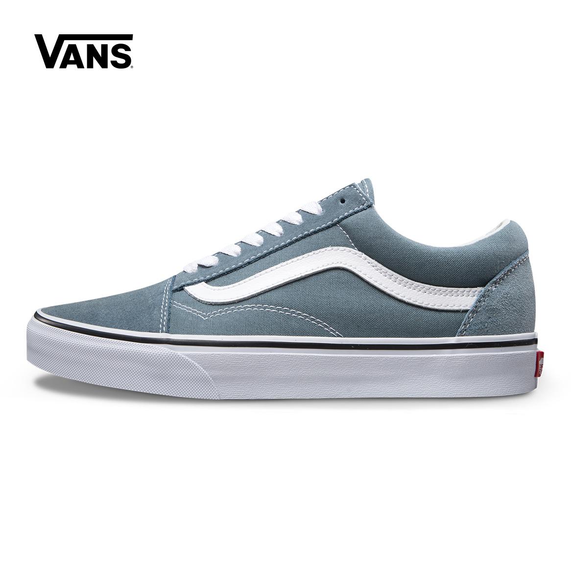 Vans 范斯官方男女款OLD SKOOL板鞋 VN0A38G12LJ