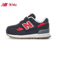 New Balance NB童鞋新款 男女童鞋 小童学步鞋成长训练鞋FS313PPI