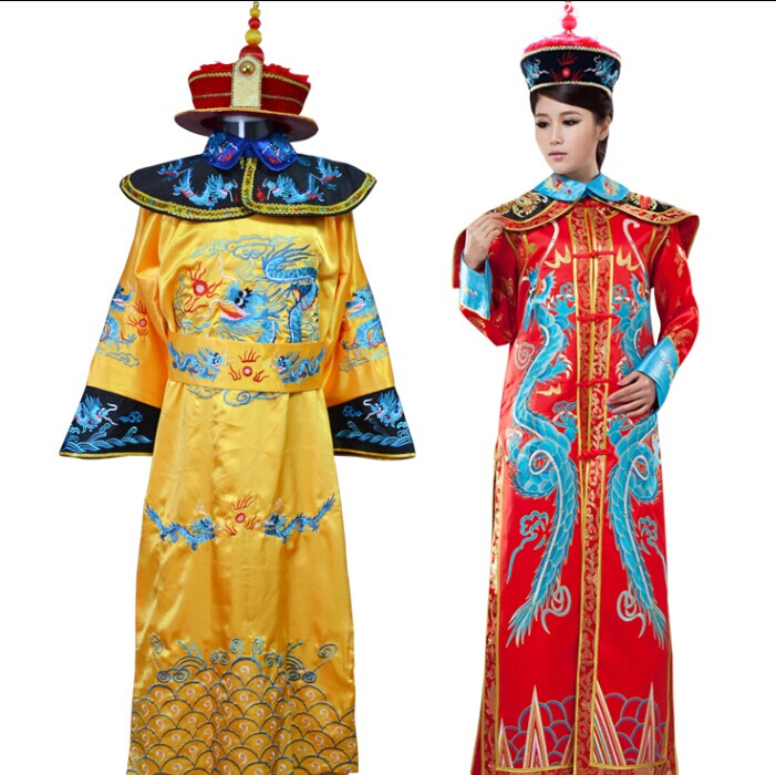 Qing dynasty clothing