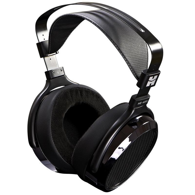 海菲曼-Hifiman HE-400i头戴式平板振膜HIFI发烧低阻直推耳机