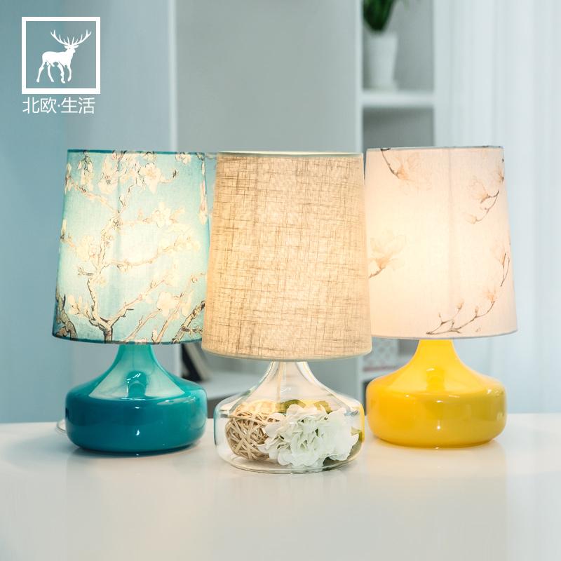 塞拉派克北欧玻璃台灯bl001