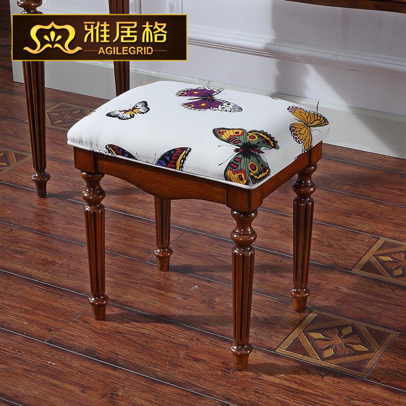 雅居格美式换鞋凳M0702