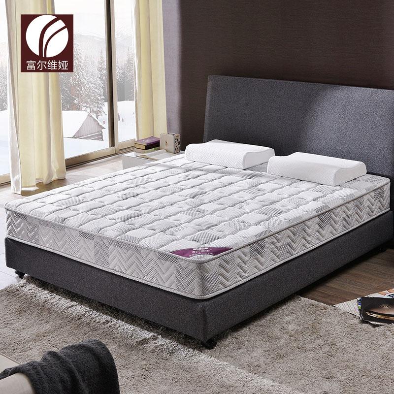 富尔维娅零甲醛椰棕床垫双人床垫fl6011
