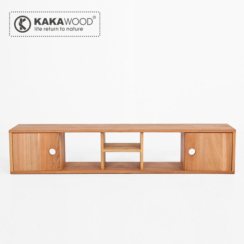 kakawood榆木实木吊柜DG001