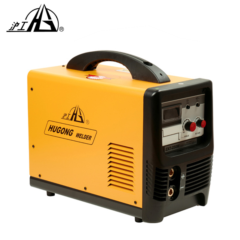 Shanghai and Shanghai ZX7-250M household small portable hand-held welding inverter DC arc welding machine 220v380v.