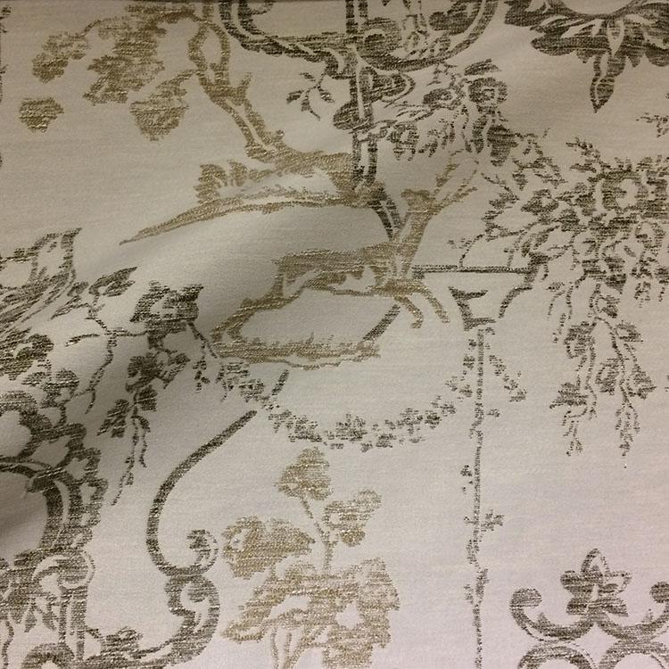 圣奇尼提花面料窗帘C-L J256-1