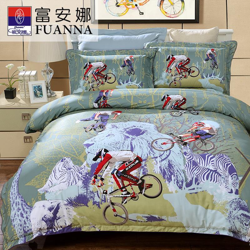 富安娜家纺被套床单8110027092055