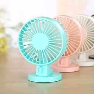 桌面办公室usb风扇迷你 充电小风扇静音学生宿舍床上电风扇大风力