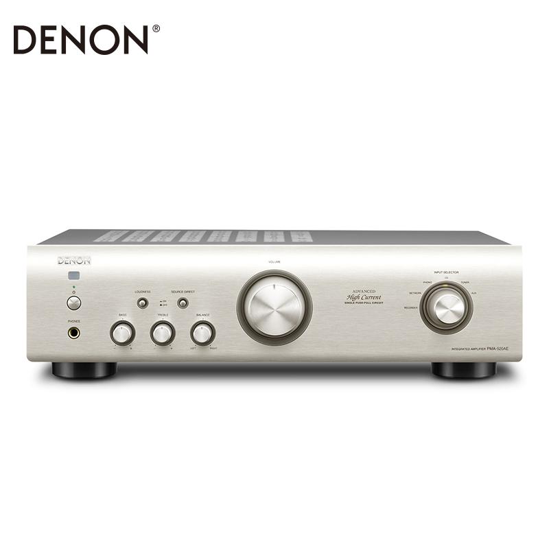 Denon-天龙 PMA-520AE 发烧HIFI纯功放机音响 大功率无损放大器