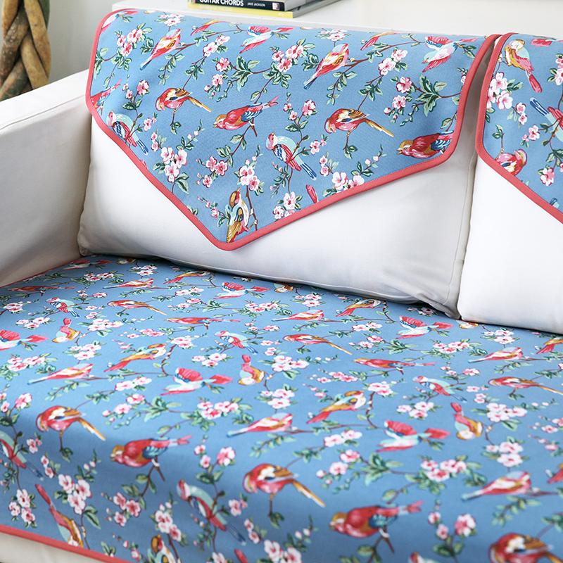 吉屋莺集复古欧式沙发垫JW21H0033