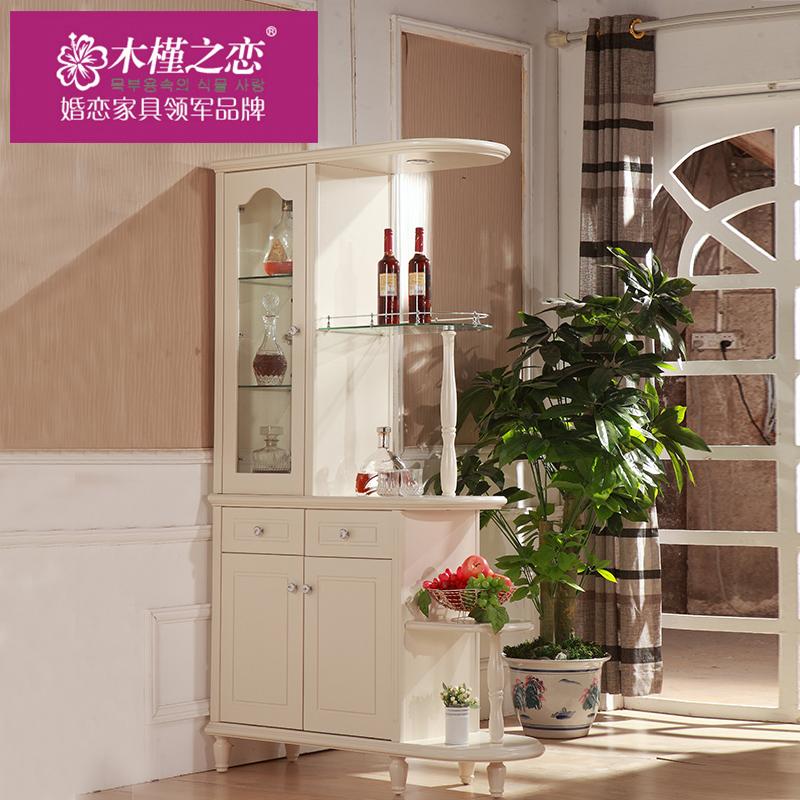 木槿之恋间柜储物柜单门酒柜