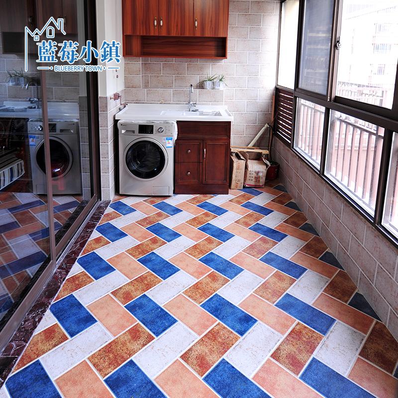 蓝莓小镇地中海瓷砖330165-1