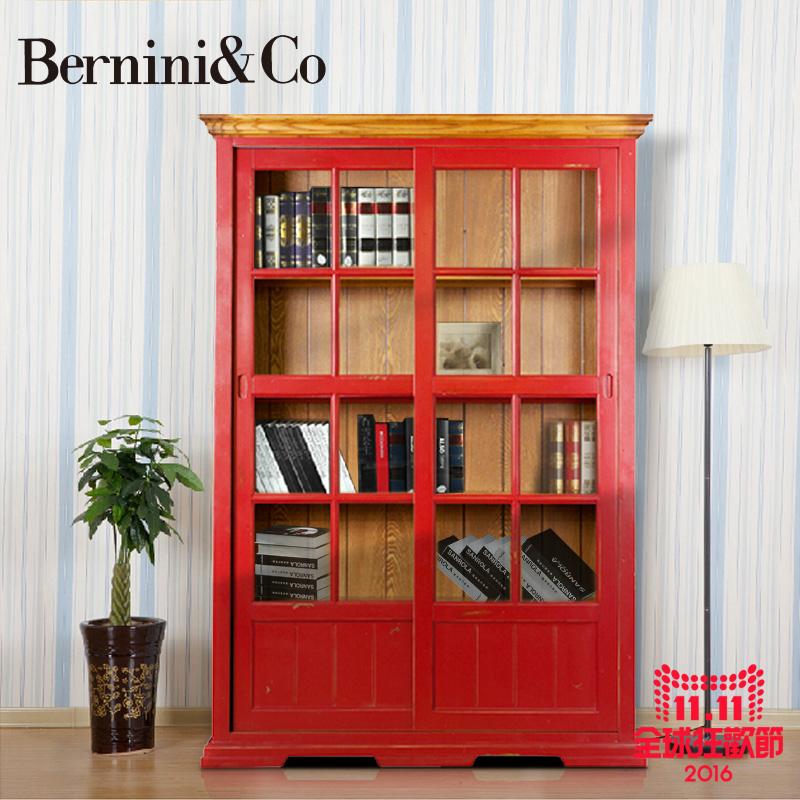 贝尼尼美式实木自由储物柜SG-01-130