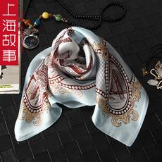 шарф 100%