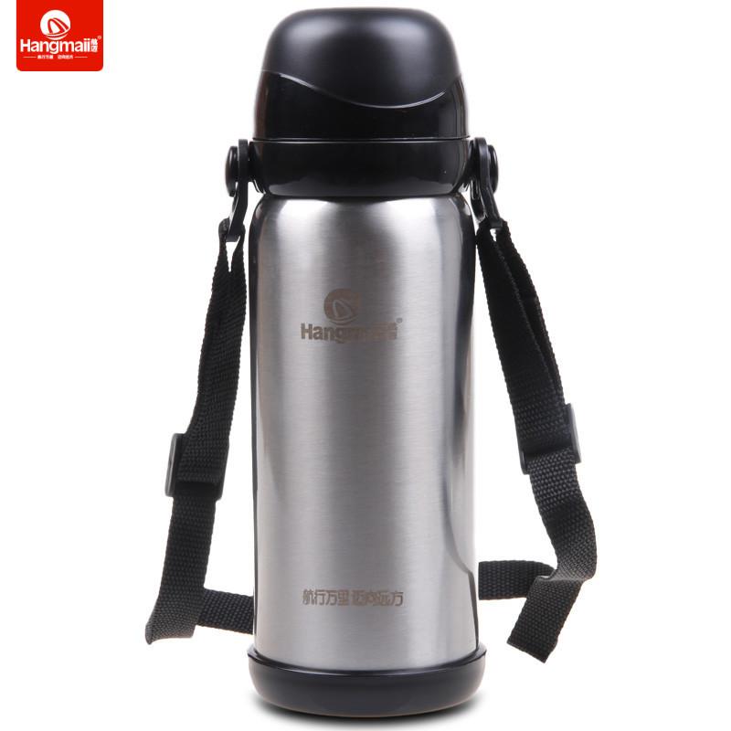 户外运动水壶大容量水壶不锈钢运动水壶保温杯户外保温水壶800ml