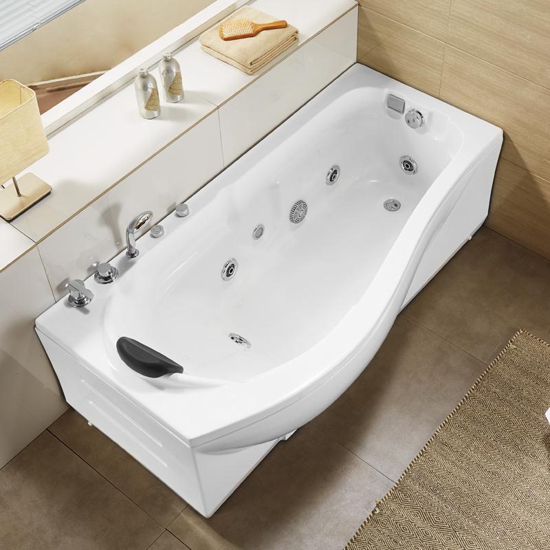 艾戈恋家浴缸亚克力独立浴缸5008a