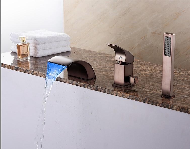 纳斯尔丁黑古铜色浴缸M51850L