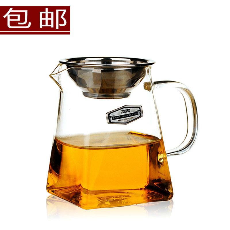 Стеклянные заварочные чайники Bolivian Run  350ML