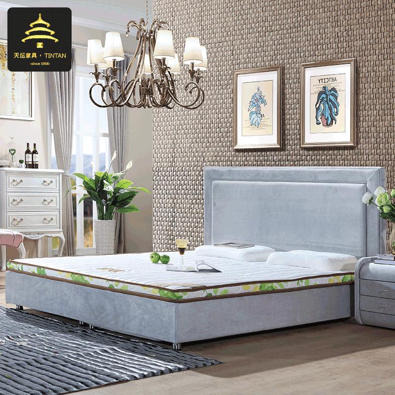 天坛床垫席梦思整网精钢弹簧床垫W149-052