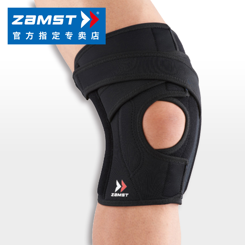 日本ZAMST赞斯特护膝登山羽毛球运动护膝EK-5 网球篮球排球