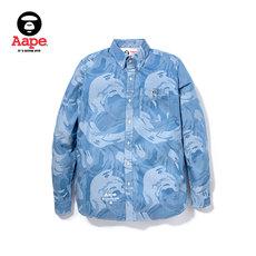 Рубашка мужская Aape aapstm8180xx6 8180XX6