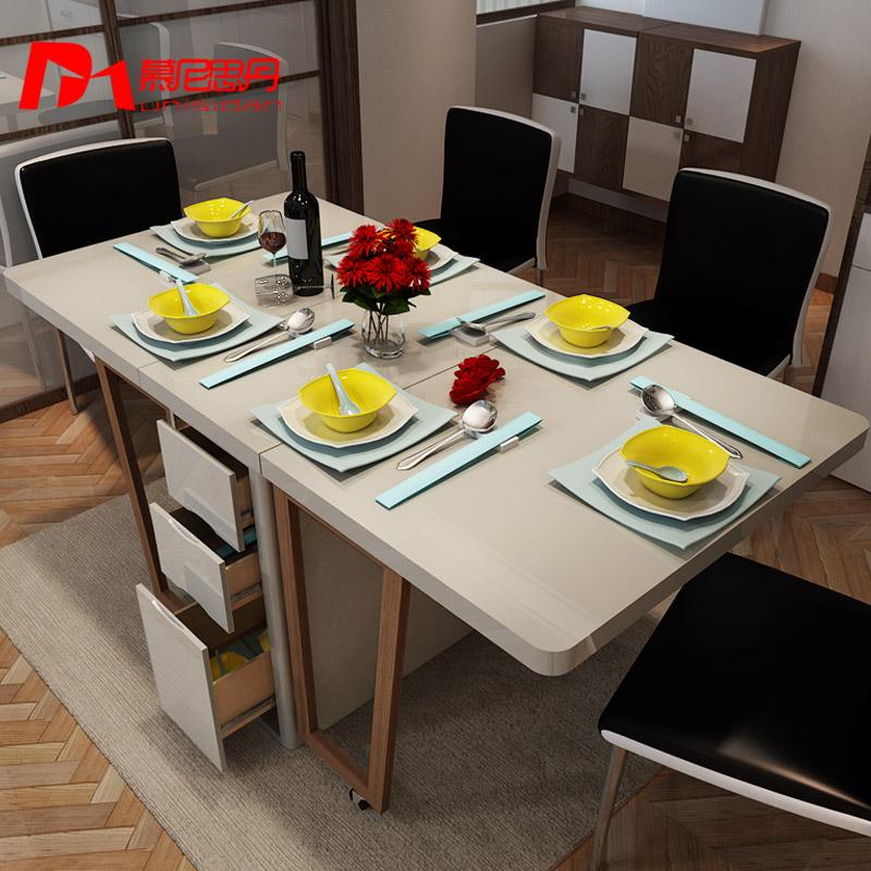 慕尼思丹折叠餐桌T1602