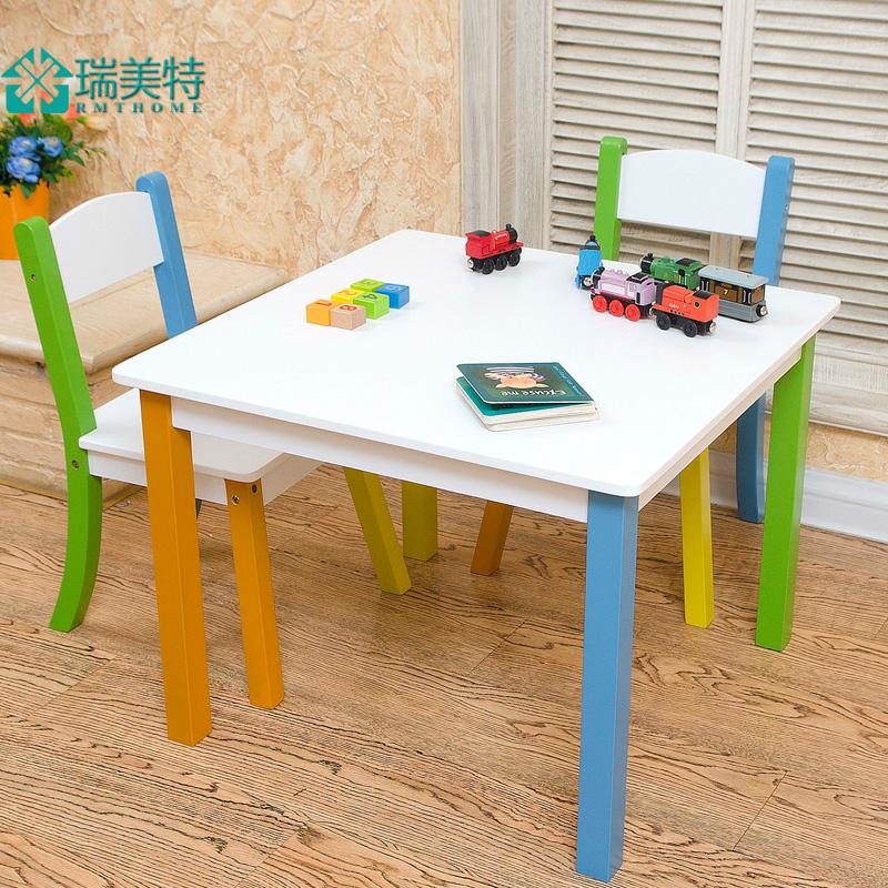 瑞美特儿童桌椅
