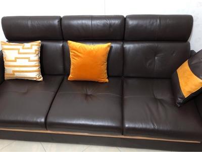林氏木业真皮沙发怎么样,质量为什么说很好