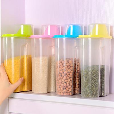 昕生活 防潮密封储物罐 5个