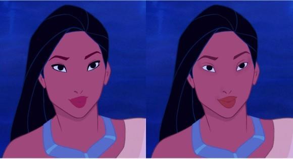 迪士尼公主卸妆后什么样?第四个最惊艳!