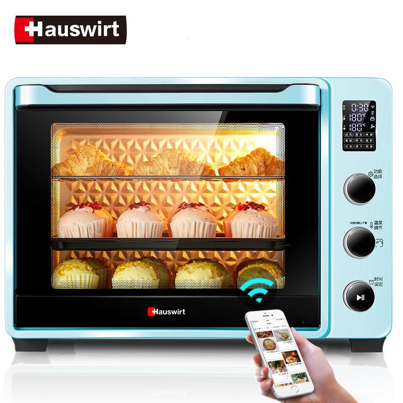 Hauswirt-海氏 CY40电烤箱家用全自动多功能烘焙蛋糕商用智能40L