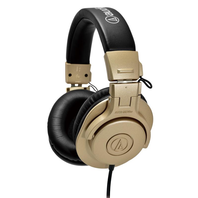 Audio Technica-鐵三角 ath-m30x 錄音專業監聽電腦音樂頭戴耳機