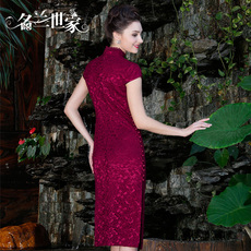 Cheongsam dress Name orchid family mqp09a2556