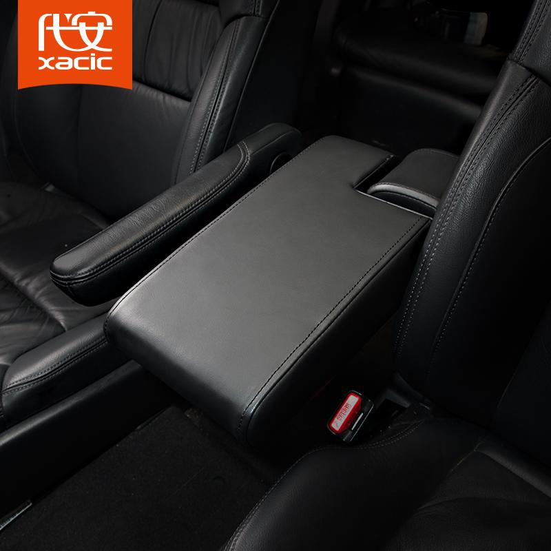 15-18款奥德赛大扶手 本田艾力绅前排驾驶位中央扶手改装配件专用