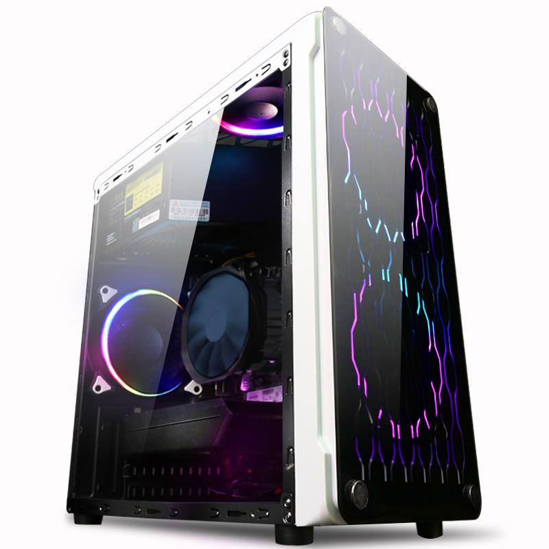 协手八代I5-GTX1060 6G-16G台式吃鸡电脑主机全套DIY游戏组装机