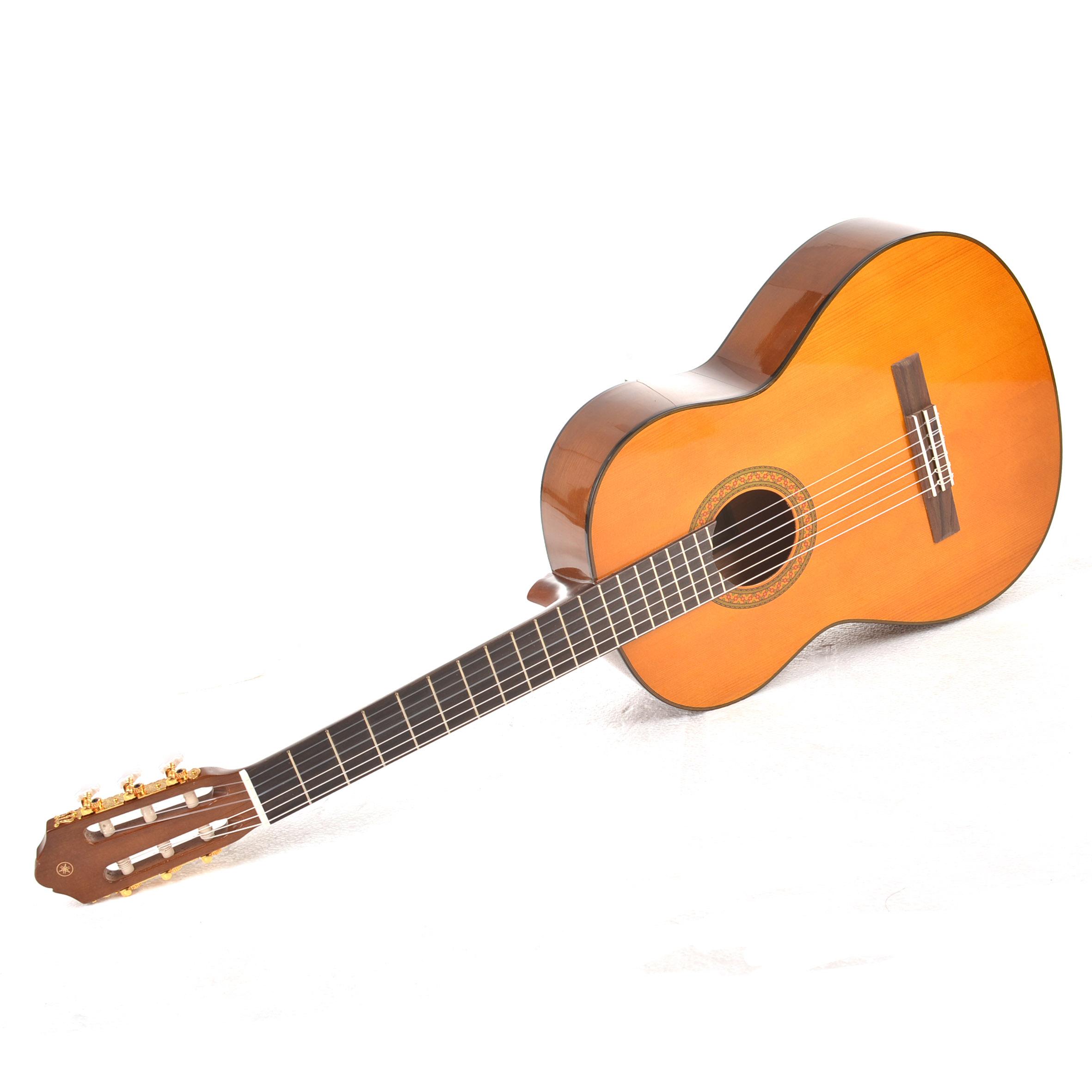 Описание yamaha cg102 классическая гитара