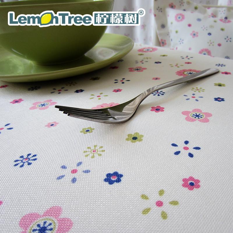 柠檬树餐台布ZB-130322