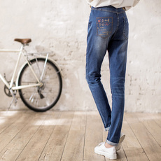 Jeans for women INMAN 1863310203 2017