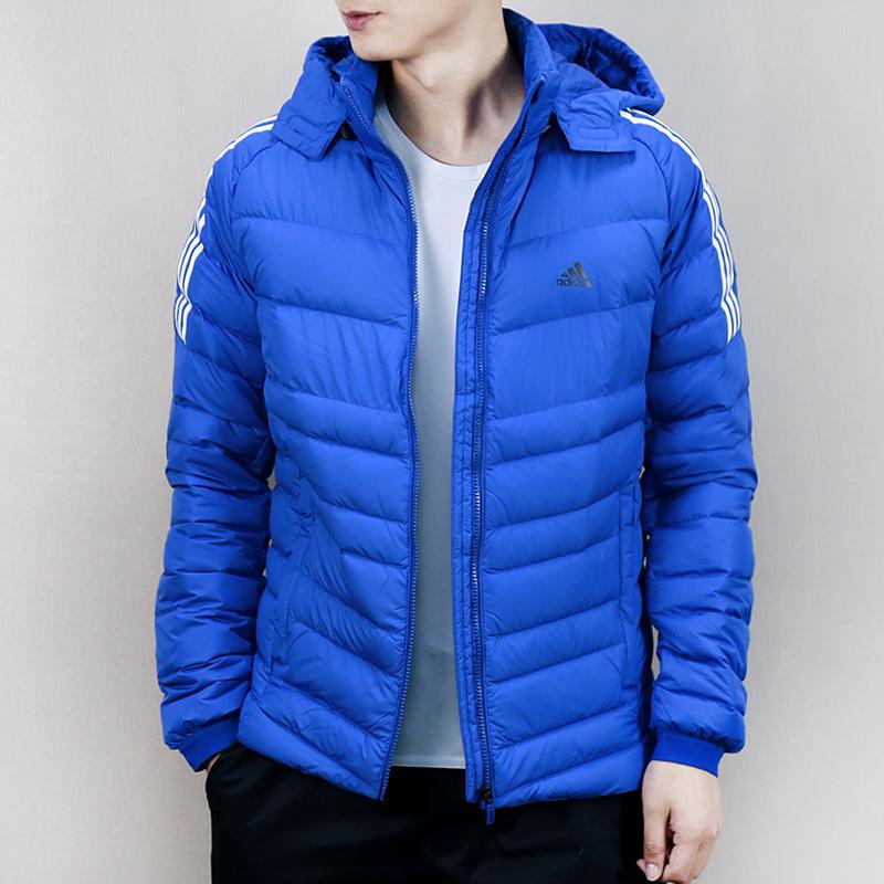 Adidas阿迪达斯男装2019春季新款运动保暖羽绒服羽绒外套BQ8570