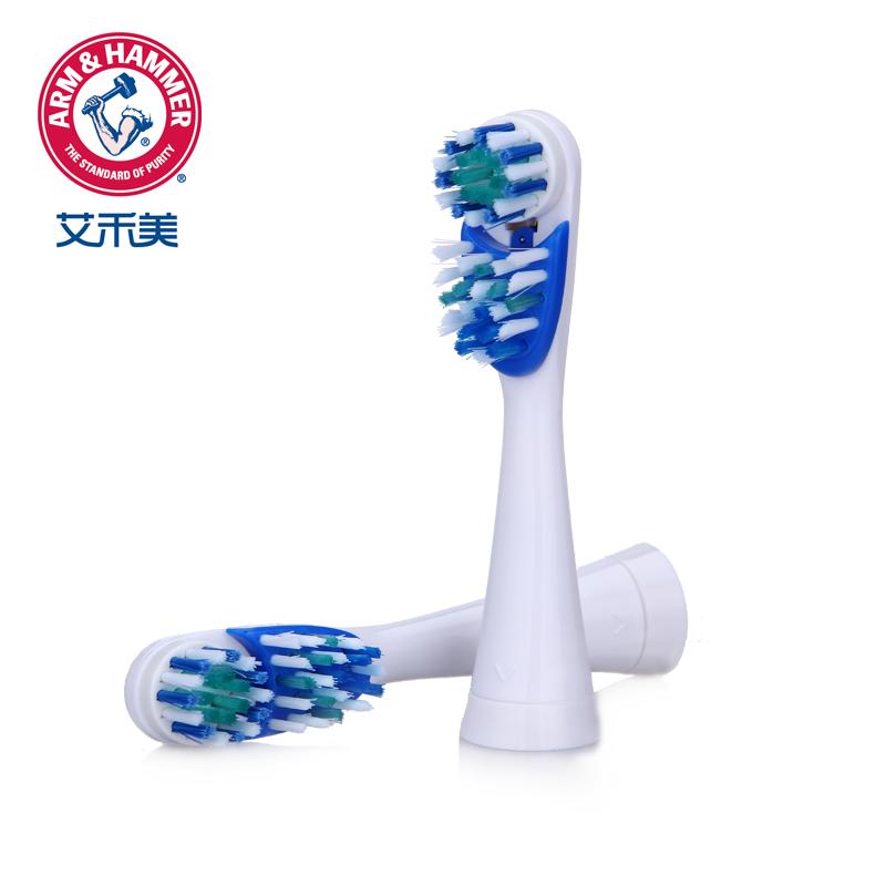 Spinbrush-炫洁电动牙刷自动软毛防水旋转替换刷头四驱专业洁白型